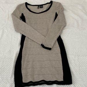 Tunic/sweater dress